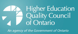 Higher Education Quality Council of Ontario, an agency of the Government of Ontario