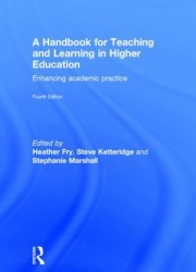 A handbook for teaching and learning in higher education : enhancing academic practice