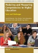 Modeling and Measuring Competencies in Higher Education : Tasks and Challenges