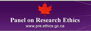 link to Panel on Research Ethics TCPS 2: CORE - Tutorial