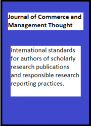 International Standards for Authors of Scholarly Research Publications and responsible Research Reporting Practices