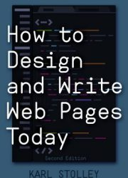 How to design and write web pages today