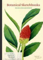 Botanical sketchbooks with 275 illustrations