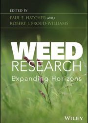 Weed research : expanding horizons