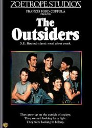 DVD- Home Use - The outsiders