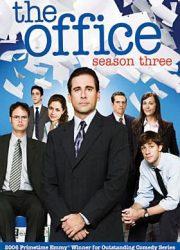 DVD - Home Use - The office. Season three