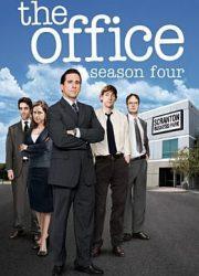 DVD - Home Use - The office. Season four