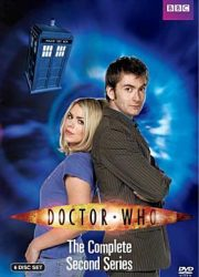 DVD - Home Use - Doctor Who. The complete second series