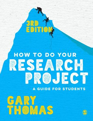 Book cover: How to do your research project by Gary Thomas