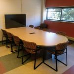 Group Study Room 6 - 2nd Floor, up to 12 people