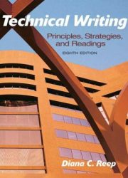 Technical writing : principles, strategies, and readings 8th ed.