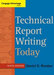 Technical report writing today 10th ed.
