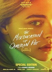 DVD- Home Use - The miseducation of Cameron Post
