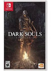 Switch - Home Use - Dark souls Remastered