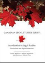 Introduction to legal studies (2018)