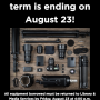 Media equipment loans end on Friday August 23rd for interterm, and will be available again starting Wednesday September 4th. Please return all equipment by Friday August 23rd at 4:00 p.m.