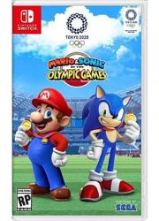 Video game - Home Use - Mario & Sonic at the Olympic games. Tokyo 2020