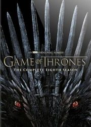 DVD - Campus Use - Game of thrones The complete eighth season