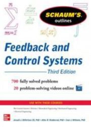 Schaum's outlines feedback and control systems