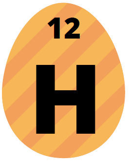 Participate in our Online Easter Egg Hunt! Visit Library News for more information. This egg contains the letter H.