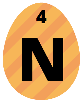 Participate in our Online Easter Egg Hunt! Visit Library News for more information. This egg contains the letter N.