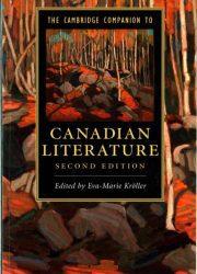 eBook - Cambridge Companion to Canadian Literature