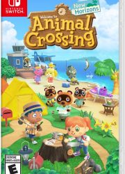 Video Game - Animal Crossing; New Horizons