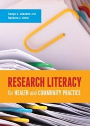 Research literacy for health and community practice